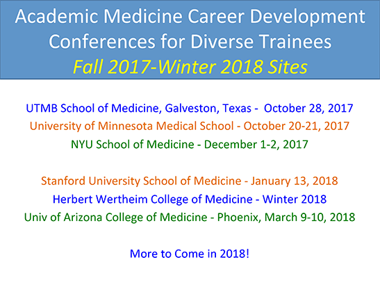 2017-2018 Academic Medicine Regional Conference Registration